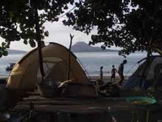 Camping Tour at Krakatau