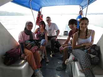Cruise to Krakatoa