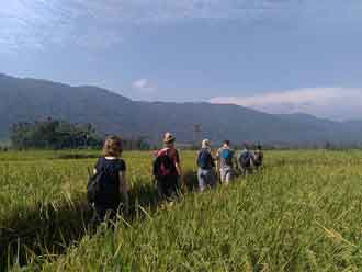 Walking Tour Ujung Kulon